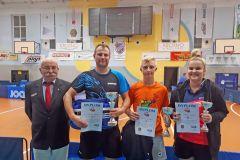 X Turniej o Puchar Prezydenta Miasta Krosna w tenisie stołowym