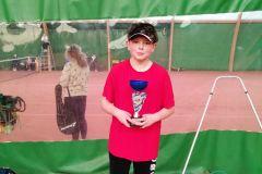 Mikołajkowy Turniej Tenisa Ziemnego 2020 o Puchar Dyrektora MOSiR Krosno