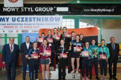 31 Młodzieżowe Mistrzostwa Polski w Tenisie Stołowym