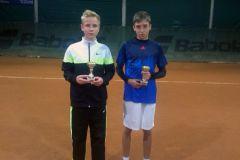 Tenis ziemny - Wojewódzki Turniej Klasyfikacyjny w kategorii młodzików