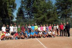 Wyniki  Turnieju Tenisa Ziemnego dla dzieci i młodzieży o Puchar Dyrektora MOSiR Krosno