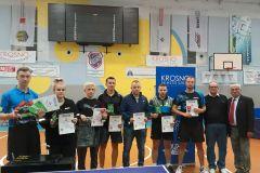 IX Turniej o Puchar Prezydenta Miasta Krosna w tenisie stołowym