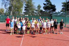 Turniej Tenisa Ziemnego na zakończenie wakacji