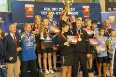 Mistrzostwa Polski młodziczek i młodzików w tenisie stołowym