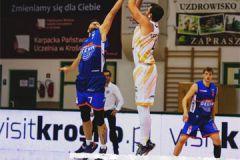 Koszykówka - 1LM. Wygrana z Decką Pelplin