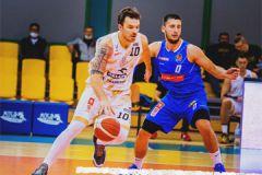 Koszykówka - 1LM. Wygrany mecz w Kołobrzegu