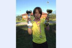 Mistrzostwa Podkarpacia e Tenisie Ziemnym w kategorii Krasnali